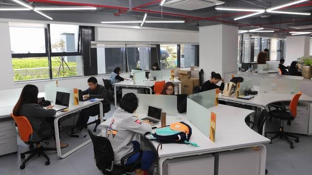 基地创业中心在孵企业达22家