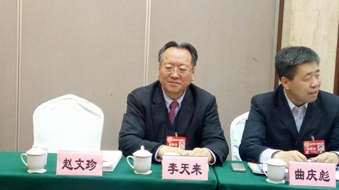 李天来:发展优质农产品助力全面建成小康社会
