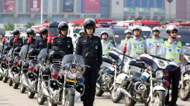 沈阳市春节期间治安警情同比下降65.2%
