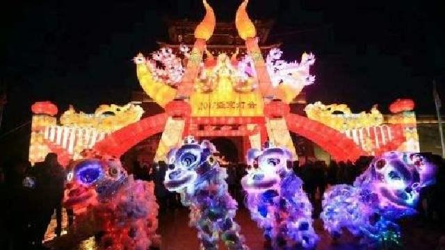 沈阳四大灯会花灯璀璨 点亮沈阳区域旅游经济