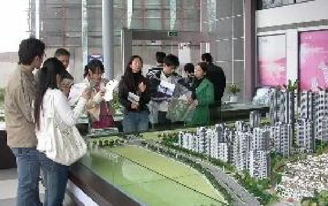 郑州市去年商品房销量大幅增长 库存持续减少