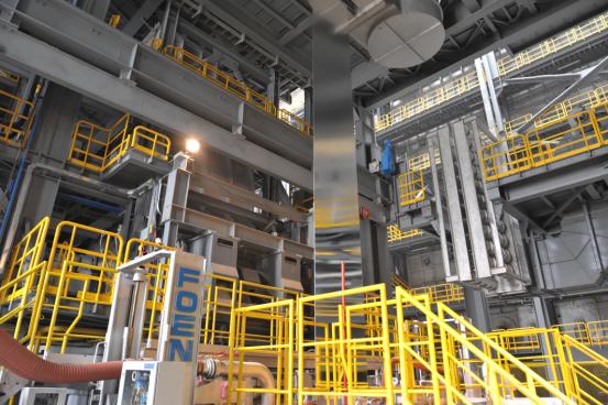 河钢唐钢定制生产600克锌层产品获成功