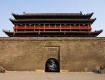 西安城墙18座城门 有5座找不到名字