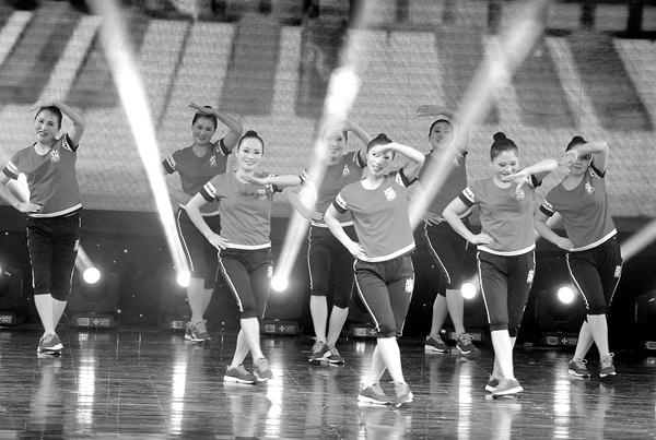 亳州举办全省广场舞大赛