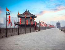 西安重污染天气蓝色预警自动解除 污染处轻度以下