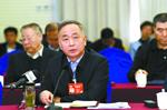 徐立全参加全国政协十二届五次会议分组讨论
