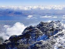 乡愁大理︱雪落苍山