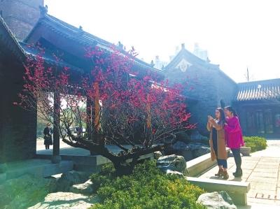 老城换新颜 洛阳文峰塔非遗文化产业园即将亮相