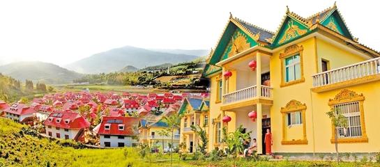 临沧:城乡一体化共建新家园