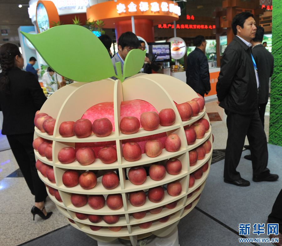 全国农产品品牌展示亮相郑州