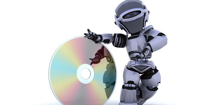 """洛阳智能装备展:感受机器人的""""文武双全"""""""