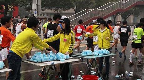 950名志愿者为鲅马提供赛事服务