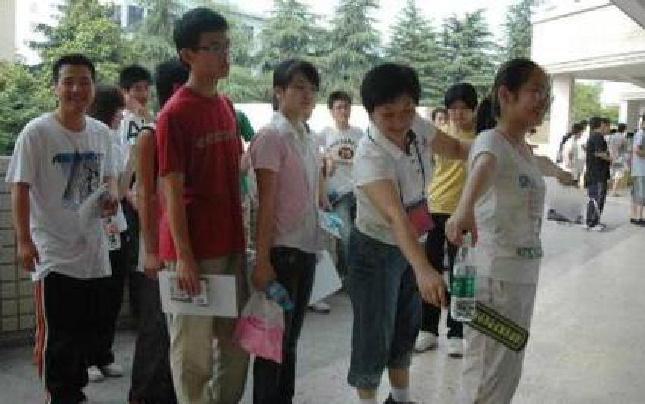 """河南省招办发出通知 高考入场下月6日""""实战演练"""""""
