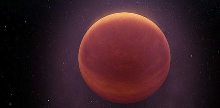 科学家发现最热行星 表面温度4327度