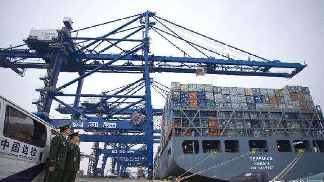 辽宁前5个月进出口总值同比增29.5%