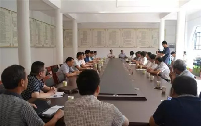 (信息)淅川县组团考察内乡县5A级景区创建