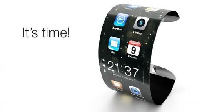 蘋果獲得柔性屏專利 或將用于未來的iPhone中