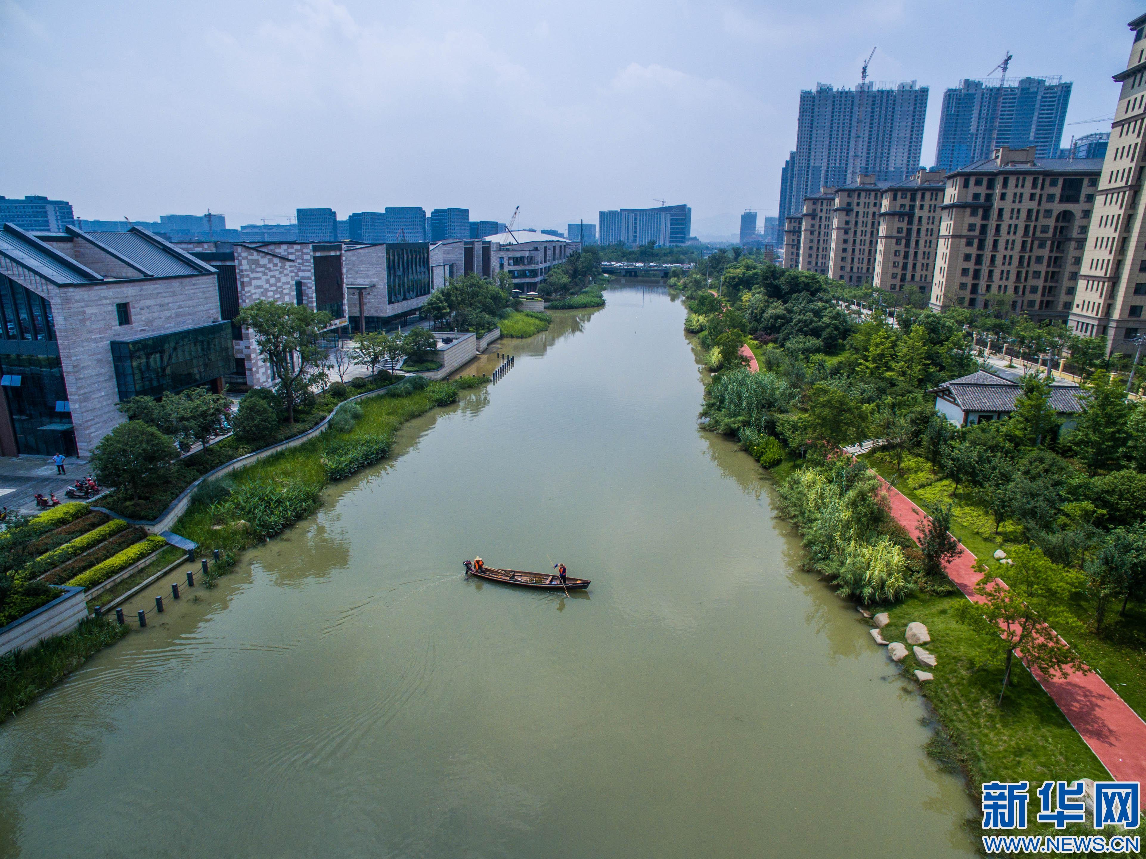 从2015年开始,包括梦想小镇在内的杭州市余杭区未来科技城迎来了图片