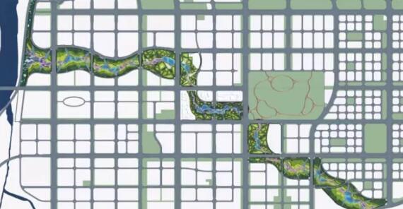 有这样一剂猛药,专治城市内涝……(组图)