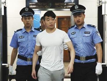 """""""幕后情人""""乔宇诈骗演员白静丈夫被判11年"""