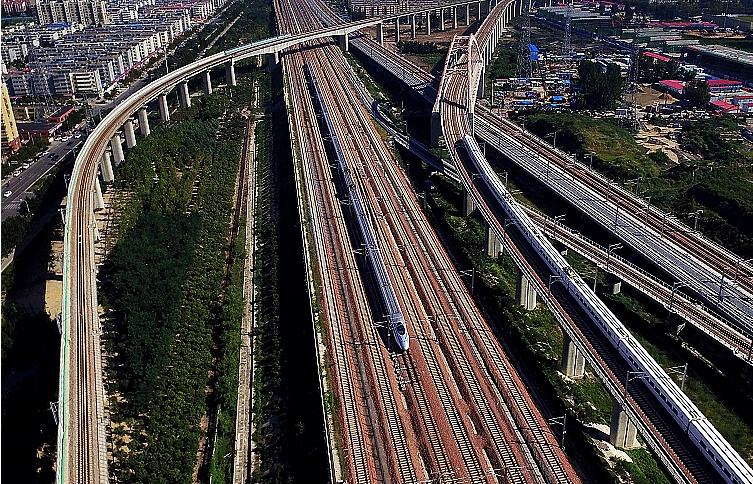 郑徐高铁正式开通运营   到徐州仅需78分钟