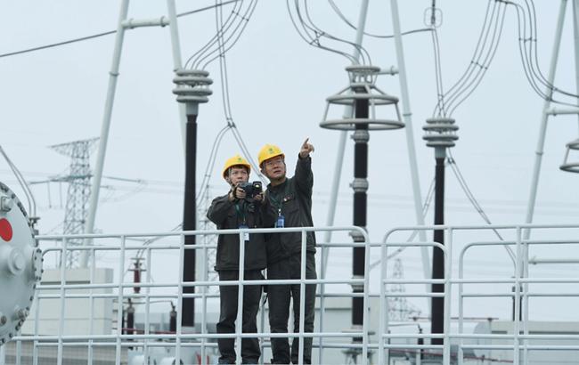 我国首条1000千伏同塔双回路特高压交流输电工程安全运行1111天