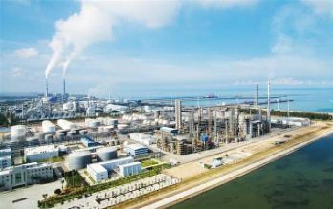 安庆116个工业项目前8月完成投资154.79亿元