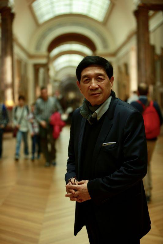 《东去西来-陆永安绘画展》将于11月在国家博物馆开幕