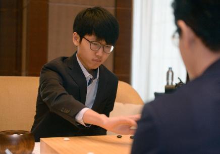 围棋——中日韩三国精英赛:申真谞夺冠