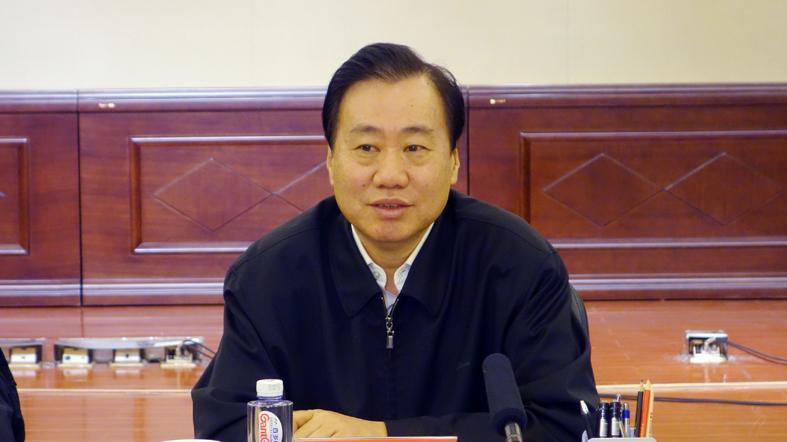 辽宁省政协党组中心组举行专题学习会议 夏德仁主持并讲话