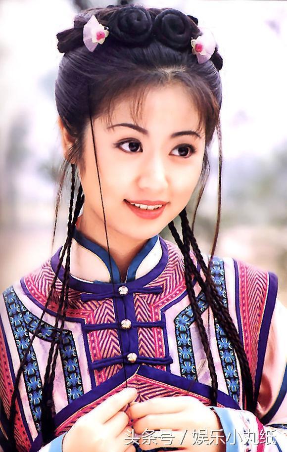 1999年《还珠格格第二部》饰演紫薇-妲己垫底 飞凤郡主第一 林心如古图片