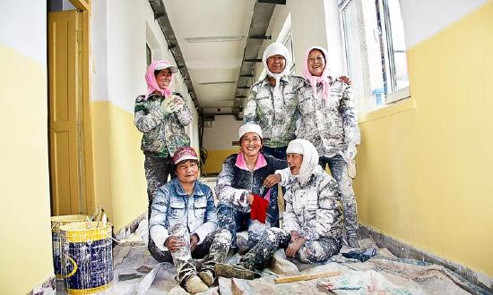 第十七届青海省摄影艺术展开展