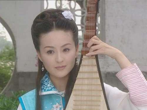 top4 关之琳——蓝小蝶《新仙鹤神针》