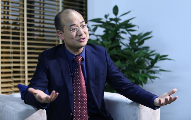"""【视频】廖杰远:让互联网医院成为亿万家庭的""""健康守门人"""""""