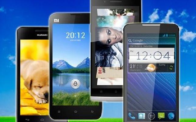 """国产手机""""国外香"""" 拿下40%印度市场"""