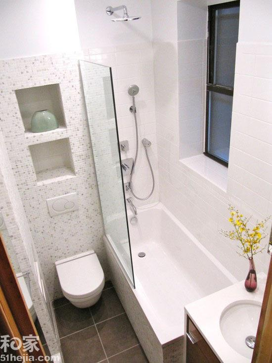 别把卫浴间弄得像公厕 浴室装修设计合辑