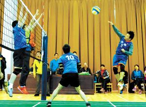 宁波市气排球联赛总决赛落幕