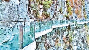 大理漾濞石门关通过国家4A级景区初评