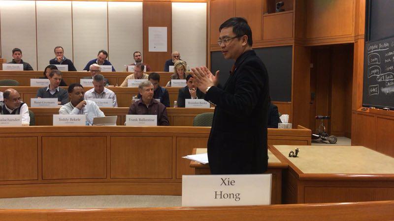 浙江品牌贝因美 入选哈佛商学院新兴市场典型案例