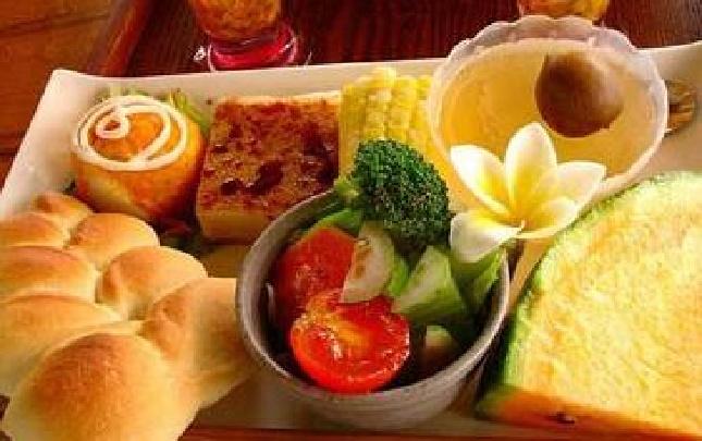 吃对早餐心情会好
