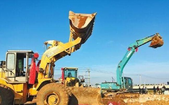 云南省集中开工百余项工程 总投资562.87亿元