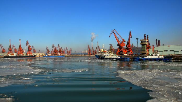 """""""今年海冰情况比常年同期偏轻""""--国家海洋局海冰观测随船记"""
