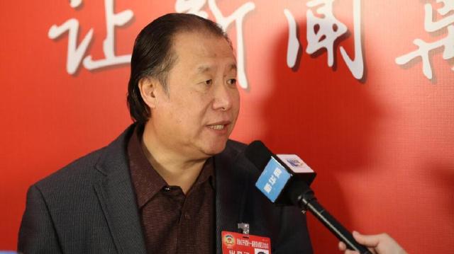 赵春杰接受新华网专访