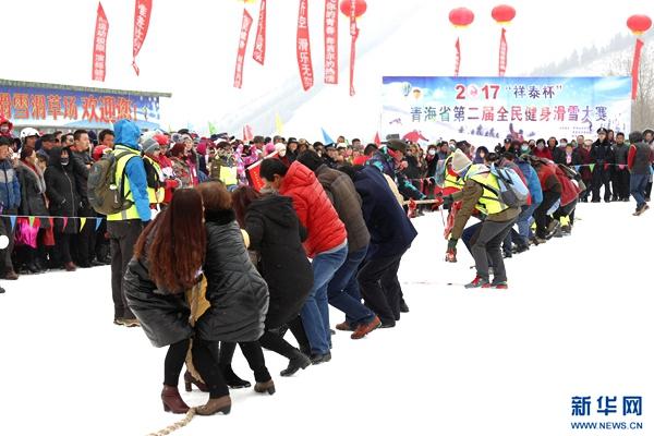青海:全民健身滑雪大赛欢乐开赛大力推动冰雪运动普及发展