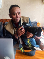 西藏摄影家:普布次仁简介