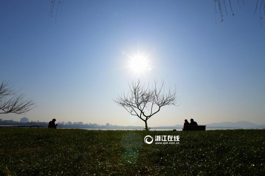 杭城继续晴天 气温稳步上升