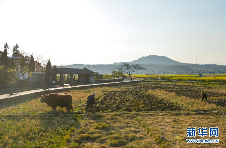 云南腾冲:和谐安宁的和顺古镇