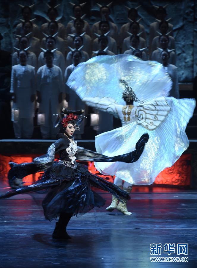 国家大剧院版西洋经典歌剧《图兰朵》迎来第九轮演出