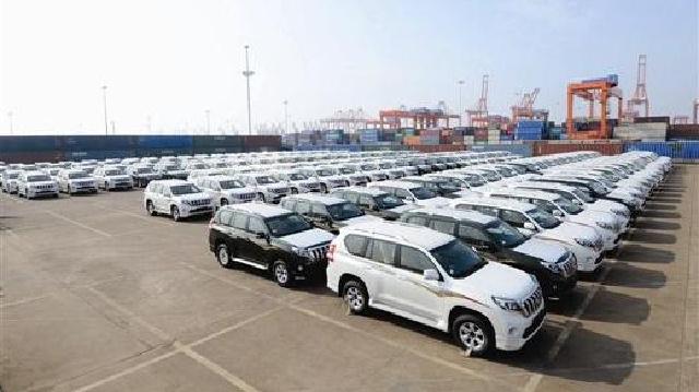 大連保稅區去年生產整車超22萬輛