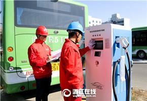 长兴新增30辆纯电动公交车月中上路